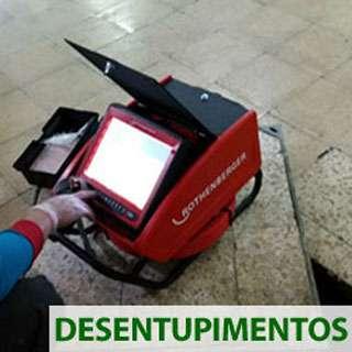Serviços de desentupimentos em Lisboa, Cascais e Sintra